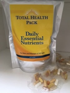 Total Health Pack Daily Essential Nutrients