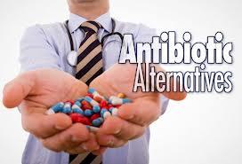 antibotics alternatives