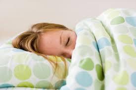 flu help sleep