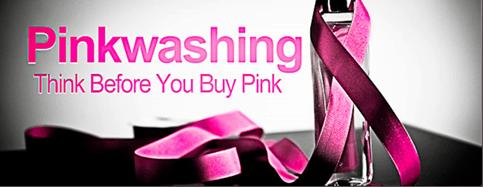 Think Before You Buy Pink Pinkwashing