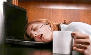 how tired are your adrenal glands