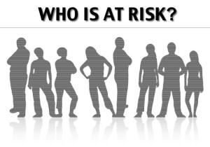 risk for low zinc