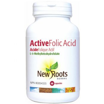 active folic acid 60 caps pregnancy
