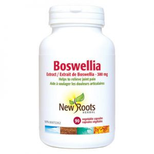 Boswellia Extract natural pain relief