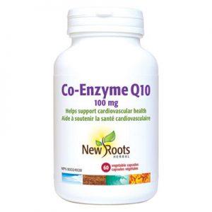 CoQ10 antioxidant heart health