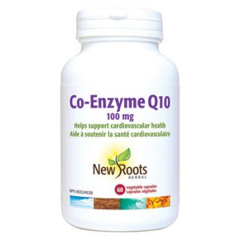 CoQ10 antioxidant heart health