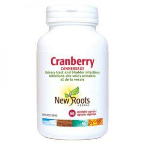 Cranberry caps bladder health