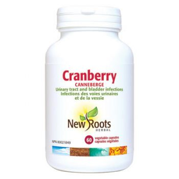 Cranberry caps bladder health
