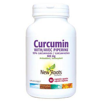 Curcumin anti-inflammatory