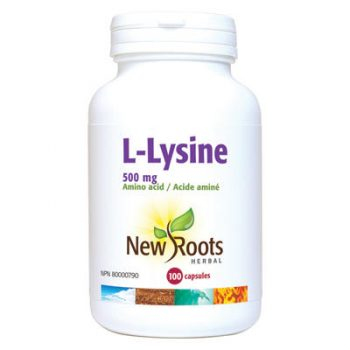 L-Lysine 500 mg 100 caps flu support
