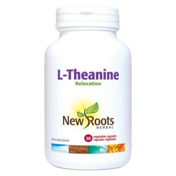 L-Theanine adrenal support anxiety support