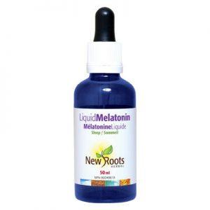 liquid melatonin natural sleep aid