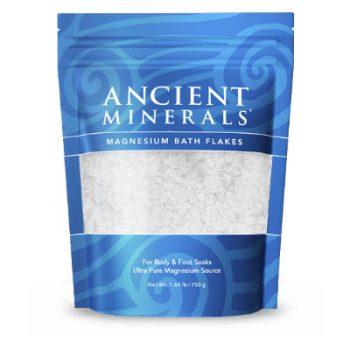 Magnesium Chloride/Ancient Minerals Mg Bath Flakes