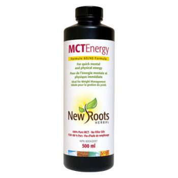 MCT Energy oil 500 ml