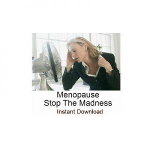 menopause stop madness manual