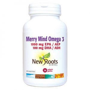 Omega 3 30 caps Merry Minds