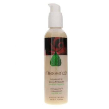 miessence organic rejuvenating cleanser