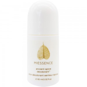 Miessence Organic Roll On Deodorant (unisex) Ancient Spice