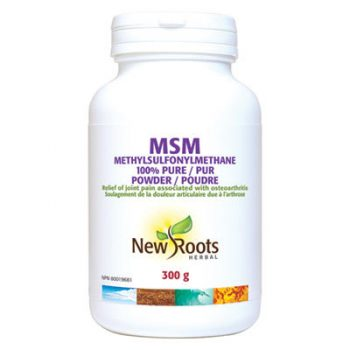 MSM Powder 300g joint health