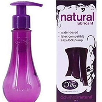 O'My Natural Personal Lubricant