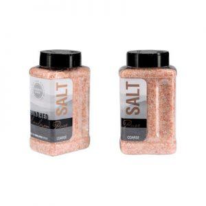 himalayan pink salt coarse grain refill