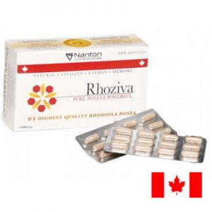 rhoziva mental clarity stress support
