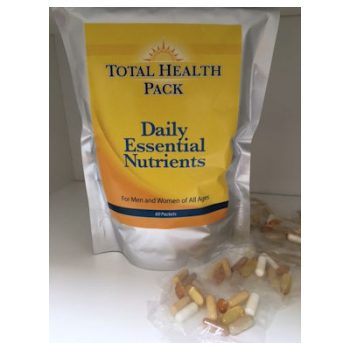 Total Health Pack (60 packets Daily Essential Nutrients)