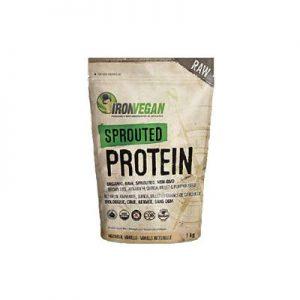 Protein Powder Iron Vegan Vanilla