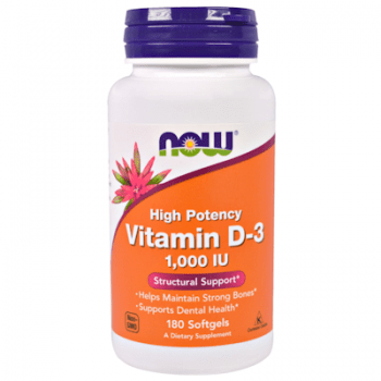 vitamin D3 immune support anxiety depression