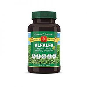 alfalfa tablets 500mg