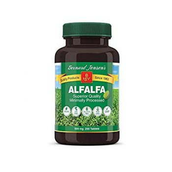 alfalfa tablets 500mg