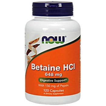 Betaine HCL hydrochloric acid