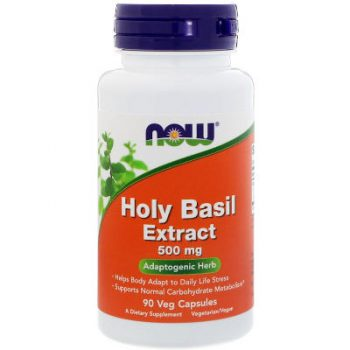 holy basil extract stress adrenal support