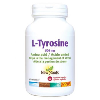 L-Tyrosine adrenal support