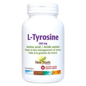 L-Tyrosine adrenal support