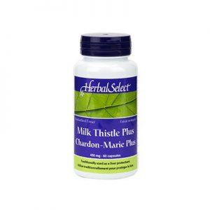 Milk Thistle Plus 500mg 60 caps liver health