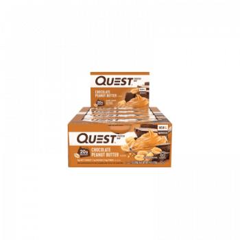 quest bar chocolate peanut butter
