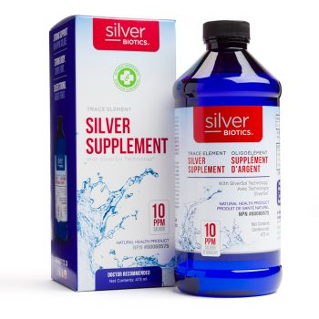 Silver Biotics 16 ounce liquid