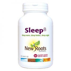 Sleep8 60 capsules natural sleep aids