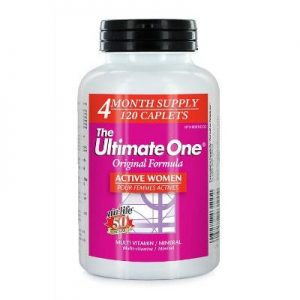 ultimate one active women 120