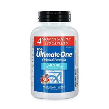 ultimate one vitamin men no iron