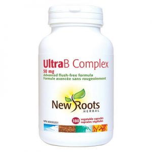 Ultra B Complex 50mg 180 capsules adrenal support