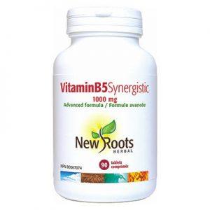 Vitamin B5 Synergistic Pantothenic Acid Adrenal Support