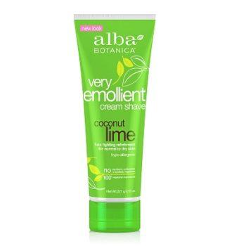 Alba Botanica Cream Shave Non-Toxic Skincare