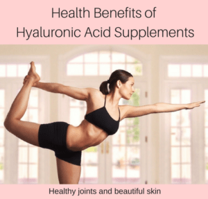 Health Benefits of Hyaluronic Acid Supplements