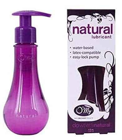 natural personal lubricant OMy