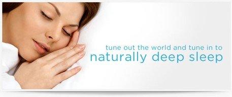 naturally deep sleep